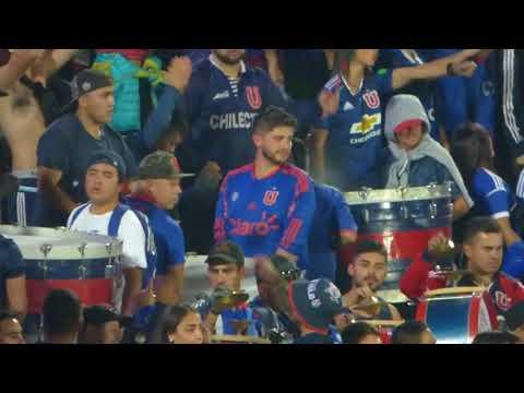 """""""Y dale alegría a mi corazón LOS DE ABAJO U de Chile vs Cruzeiro Libertadores"""" Barra: Los de Abajo • Club: Universidad de Chile - La U"""