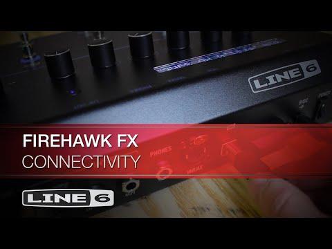 LIne 6 Firehawk Fx Floorboard Multi-Effects