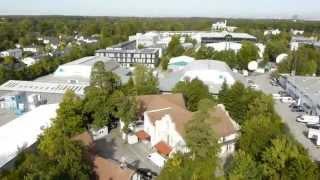 preview picture of video 'Das Bavaria Film Gelände im Süden von München'