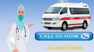 Top class Road Ambulance Service in Samastipur and Sitamarhi by Medivic