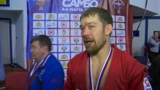 Илья Лебедев на ЧР 2017