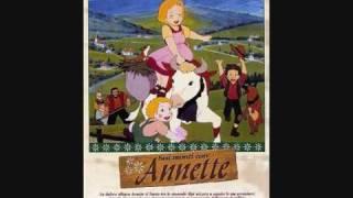La Sui Monti Con Annette - Cristina D'Avena (sigla Completa)