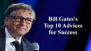 Bill Gates Rules Of Success | Bill Gates Quotes | Microsoft Founder | Motivational Speech