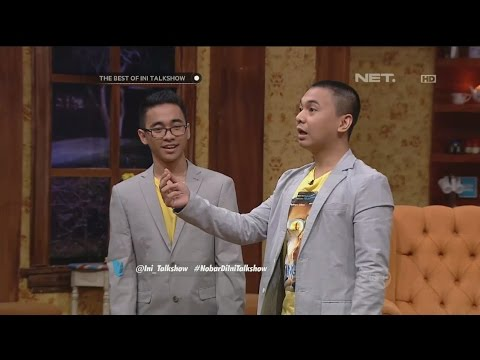 The Best of Ini Talk Show - Stand Up Comedy Kembaran Raditya Dika Bikin Ngakak