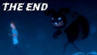 игра Ellen The End #2 Прохождение! Нас преследует Кролик! Убили снеговика! Мистическая игра!