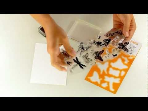 Come si utilizzano i timbri decorativi in gomma trasparente