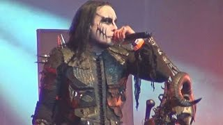Cradle of Filth - Nymphetamine (Fix) - Live Hellfest 2015