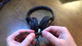 Review of Klipsch R6 / R6i On-Ear Headphones
