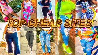 WHERE TO BUY CHEAP PLUS SIZE CLOTHES ONLINE 👑 TOP 6 PLACES TO SHOP ONLINE 2020