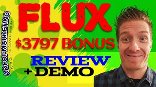 Flux Review, Demo, $3797 Bonus, Flux by Billy Darr Review
