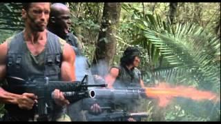 Depredador - La Mejor Escena De La Película
