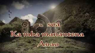 Lyrics Ambondrona Antso High Quality Mp3