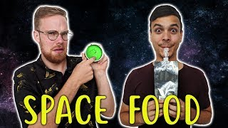 We Ate Like Astronauts | Space Food Diet