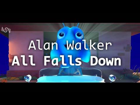 Alan Walker – All Falls Down (Unofficial Music Video) | SongStation