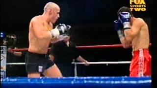 Iron Mike Zambidis vs Jenk Behic