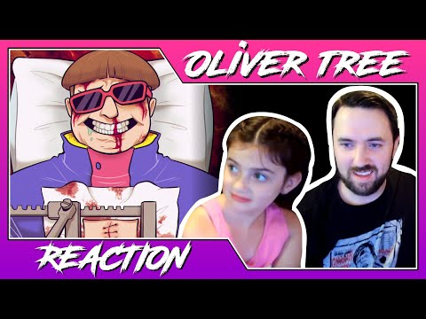 Dad And Daughter Reaction | Oliver Tree - Miracle Man - Living With Perks