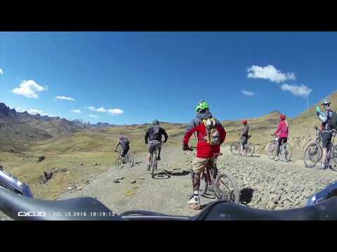 Cycling the Sacred Valleys of Peru