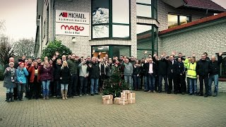 preview picture of video 'Weihnachtsgruß 2014 der MICHAELTELECOM AG'