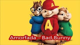 Amorfoda Bad Bunny - Alvin y las ardillas