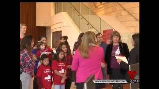 Client Stanford Children's Hospital celebrates its expansion KSTS-TV (Telemundo 48) Nov. 30, 2017