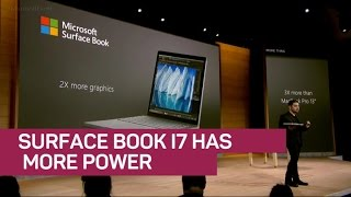 Surface Book i7 gets more power under the hood (CNET News)
