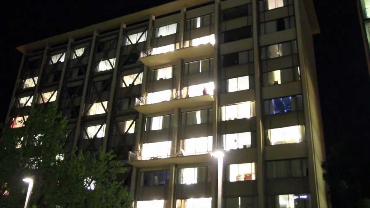 Kick-Ass Automated Berkeley Dorm Violates College Rules