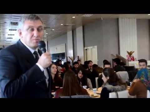 Salim Salih Sarıalioğlu; 'Bu Şehri Sevmenizi İstiyorum'