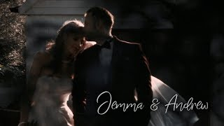 Jemma and Andrew Romantic Style Wedding at Rowton Hall
