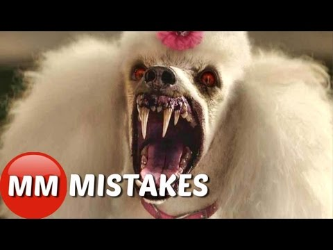 10 Hidden MISTAKES You Missed In Goosebumps 2016 | Goosebumps Movie MISTAKES