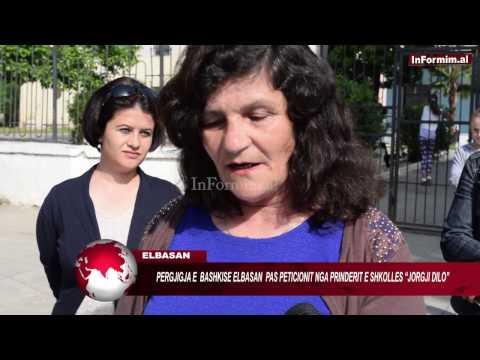 """Përgjigja e Bashkisë Elbasan pas peticionit nga prindërit e shkollës """"Jorgji Dilo"""""""