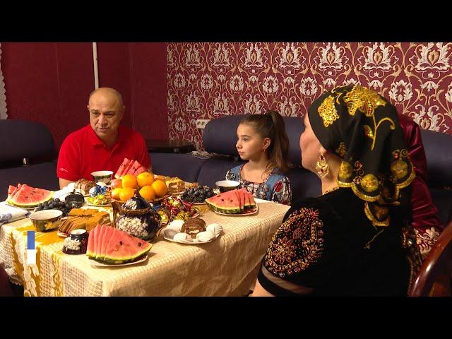 Семья без национальных границ