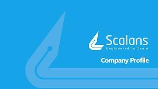 Scalan Labs LLC - Video - 1