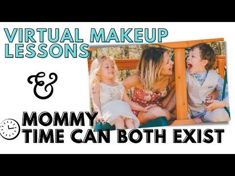 Virtual Makeup Lessons