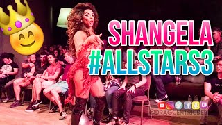 Shangela From RuPaul's Drag Race All Stars 3 Performs Sugar Daddy Mix