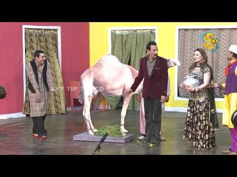 Zafri Khan Iftikhar Thakur and Nasir Chinyoti Pakistani Stage Drama Comedy Clip 2018 | Pk Mast