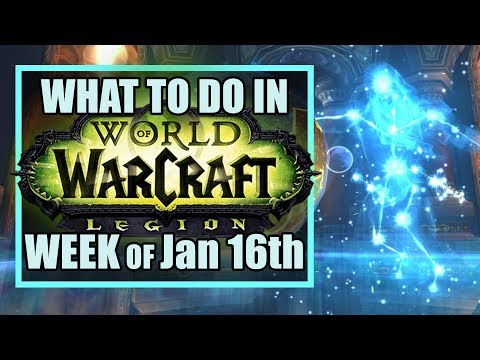 7.3.5 RELEASES TODAY!!! | What's New in WoW: Week of Jan 16, 2018
