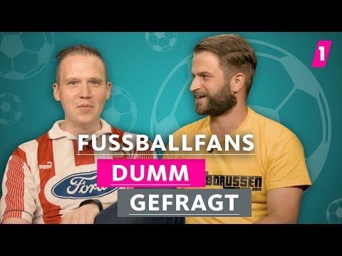 Pinkeln Fußballfans in ihre Bierbecher?   1LIVE Dumm Gefragt