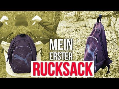 Mein treuer BEGLEITER, der Puma Rucksack | 🌍 Don Rafael RUCKSÄCKE