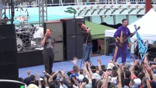 311 Cruise 2013 - Deck show 1