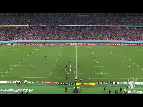 Huge South Africa maul goes almost 50 metres
