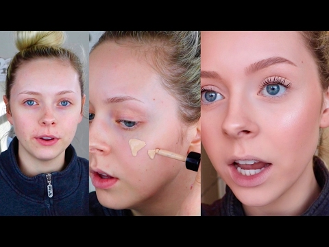 Nyx Total Control Drop Foundation Review!