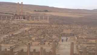 preview picture of video 'Algerie - Timgad (2012) Part 2'