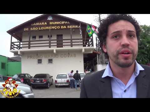 Vereador Leandro de Jesus inconformado e Indignado com a aprovação da Taxa de Aumento do IPTU de São Lourenço da Serra