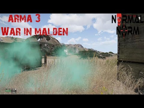 Arma 3 – War In Malden