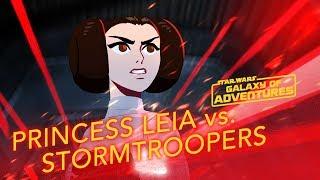 Episode 1.14 Princesse Leia, la libération (VO)