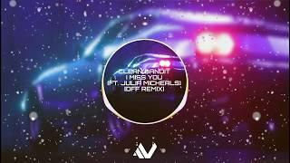 Gambar cover Clean Bandit Ft. Julia Micheals - I Miss You (DFF Remix)