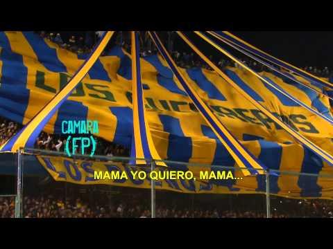 """""""CAMARA FUTBOL PERMITIDO ROSARIO CENTRAL VS QUILMES"""" Barra: Los Guerreros • Club: Rosario Central"""