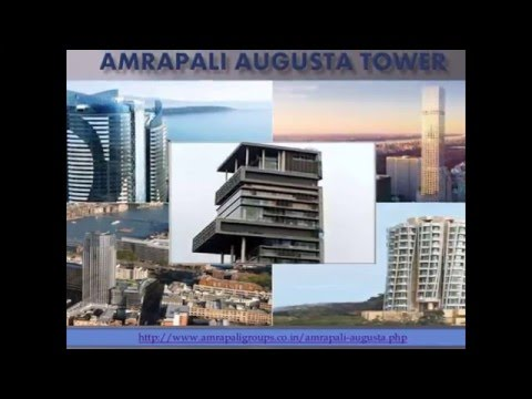 3D Tour of Amrapali Augusta Tower