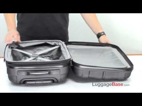 "Samsonite Fiero 20"" Spinner - LuggageBase.com"