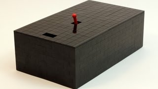 Jason vs The Ultimate LEGO Machine (LuuMa EV3)